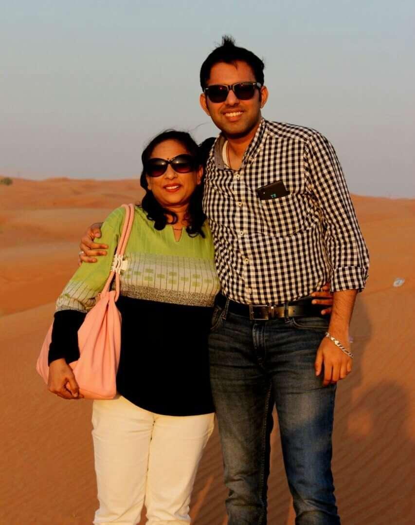 Cherishing the moments spent on the Dubai tour