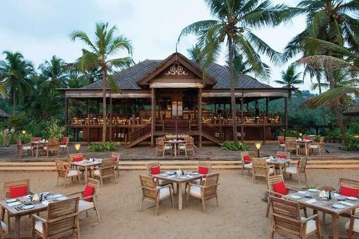 Bait Restaurant by Taj Vivanta Kerala