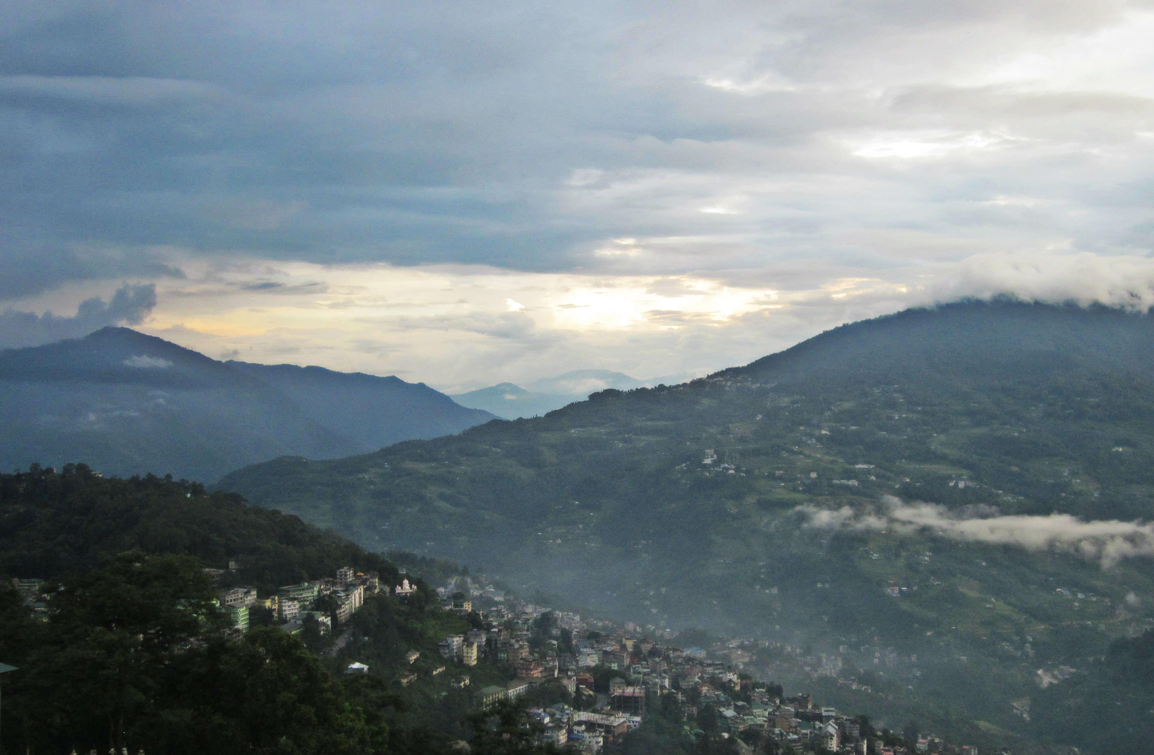 Gangtok_l_Sikkim