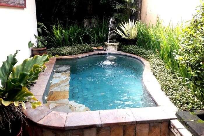 luxury villa rentals in Bali