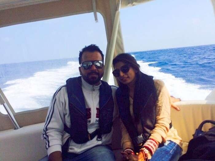 Transfer to Holiday Inn Maldives