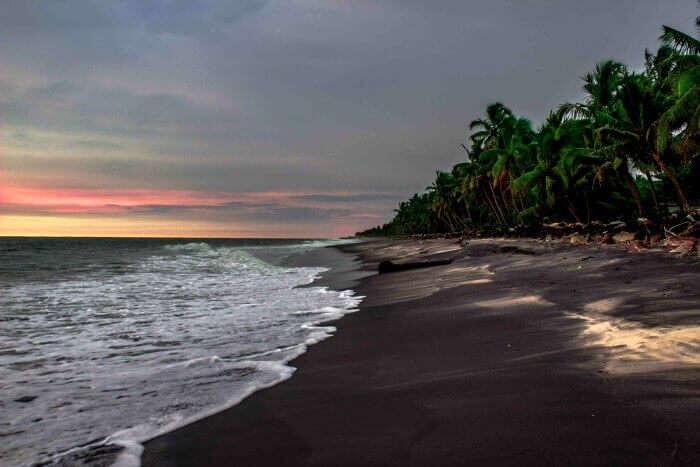 weather scene in Kerala