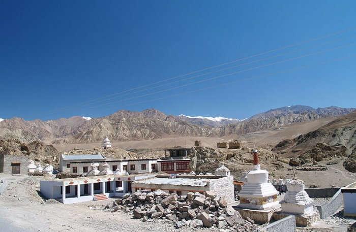 Lamayuru – Alchi Trek