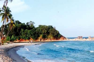 Uppuveli beach in Trincomalee