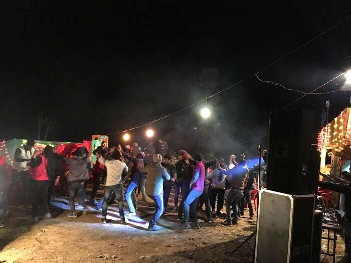 Kanatal New Year Party