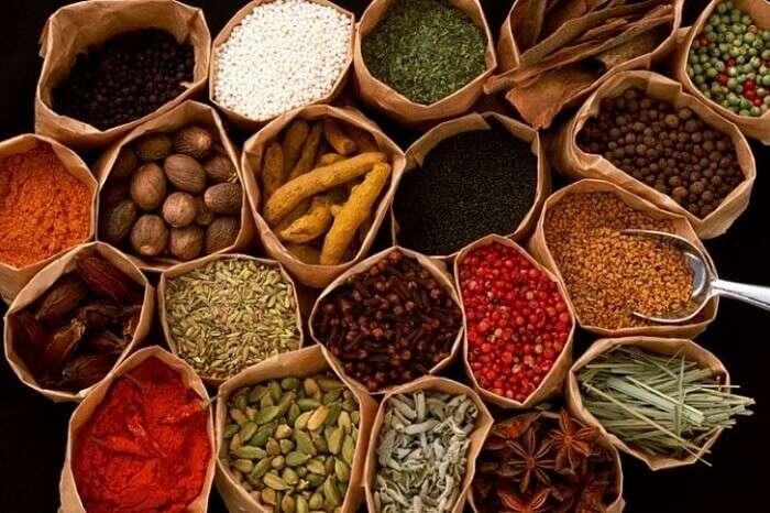 Buy Spices in Kerala
