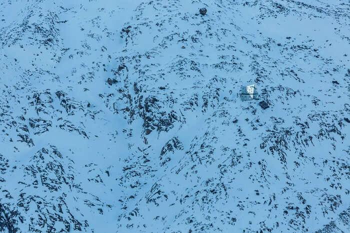 Monte Rosa Hut in Zermatt