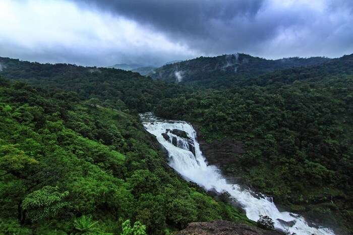 Waterfalls in Coorg