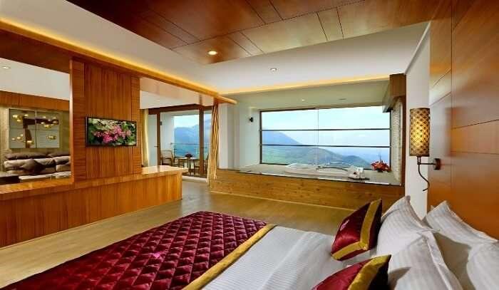Luxury stay in PlumJudy Munnar