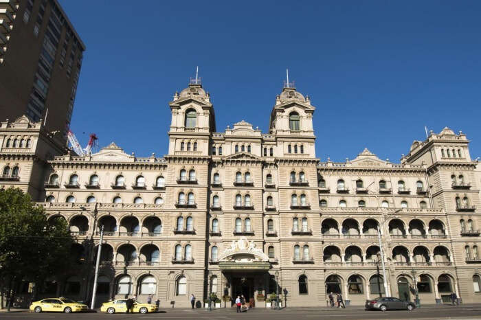 luxurious and notable hotels
