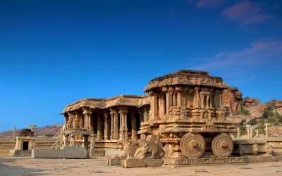 Vijay Vittala Temple in Hampi