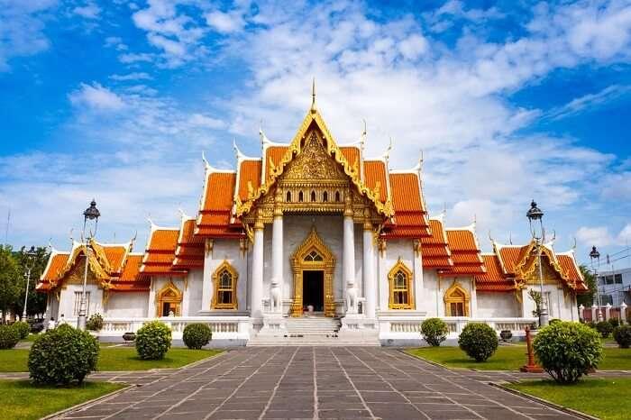The Emerald Temple Bangkok