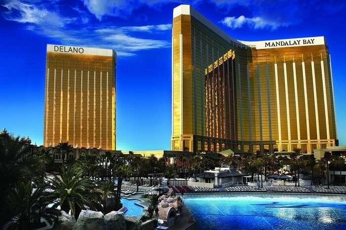 Mandalay Bay Resort & Casino Vegas