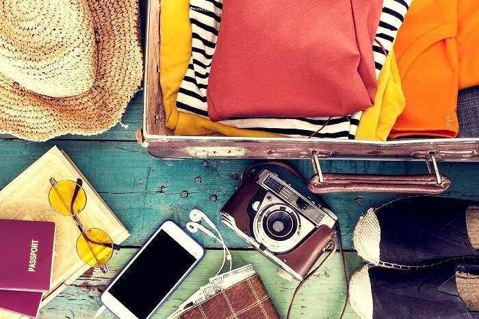 Packing List for Bangkok Honeymoon