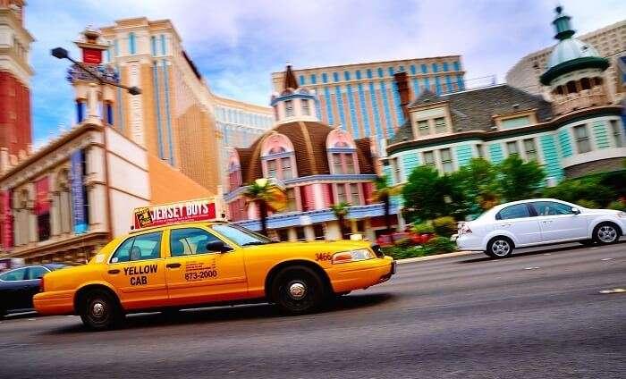 The Las Vegas Taxi