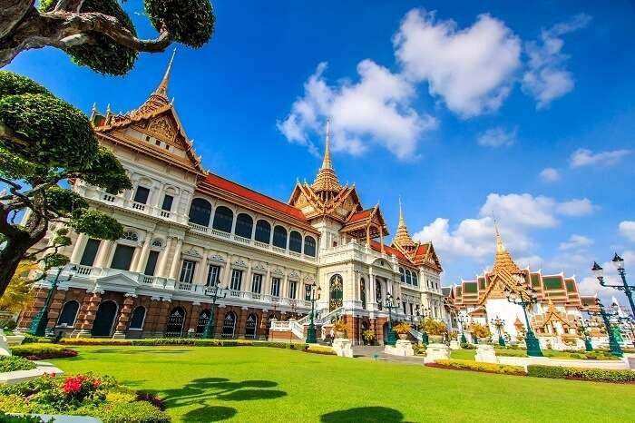 The Grand Palace Bangkok