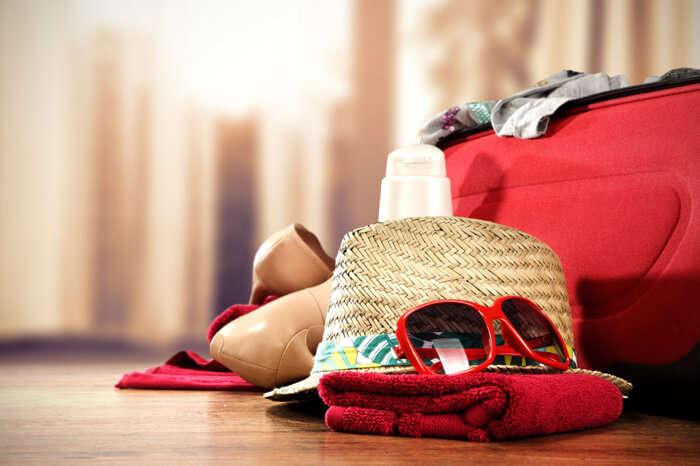 Packing list for Las Vegas