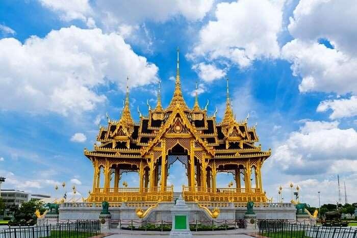 Ananta Samakhom Throne Hall Bangkok