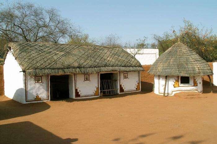 shilpgram village in Udaipur