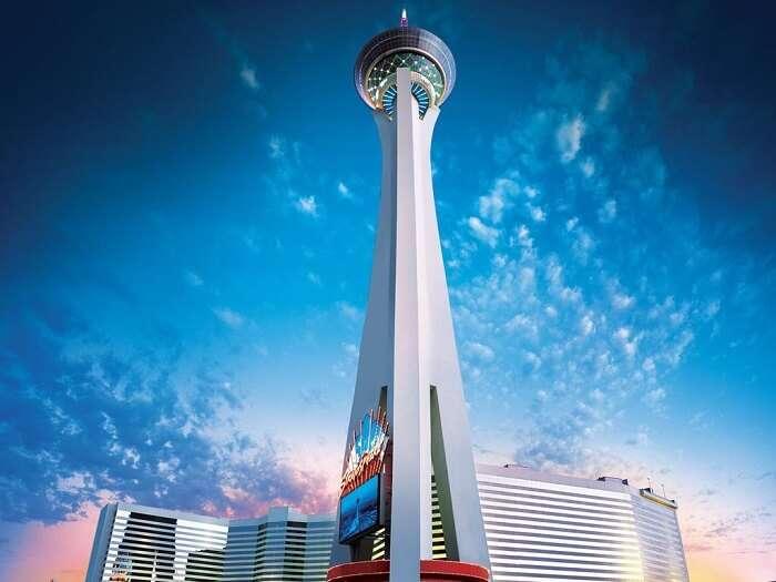 The Stratosphere Tower Las Vegas