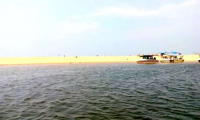 Kerala waters