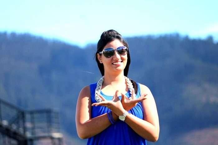 Solo female traveler in Mysore