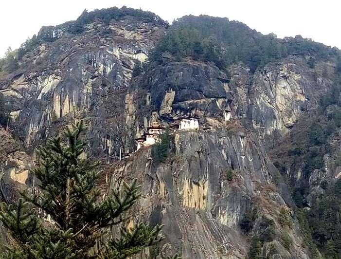 Tiger nest valley