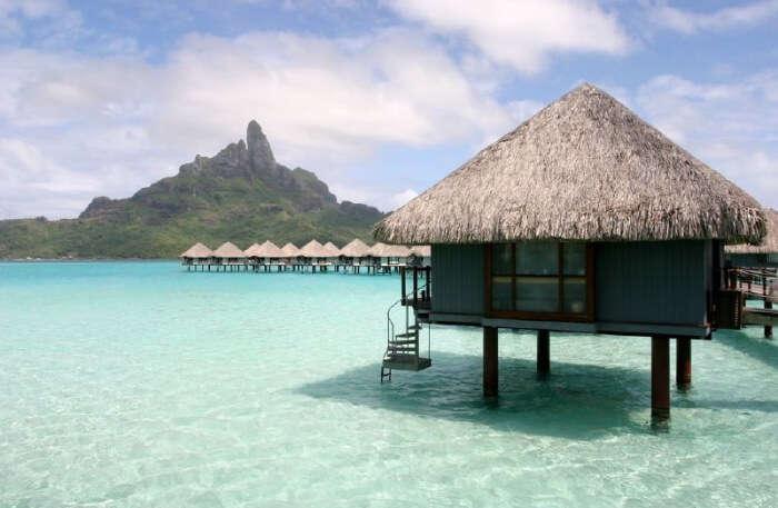 Le Méridien, Bora Bora