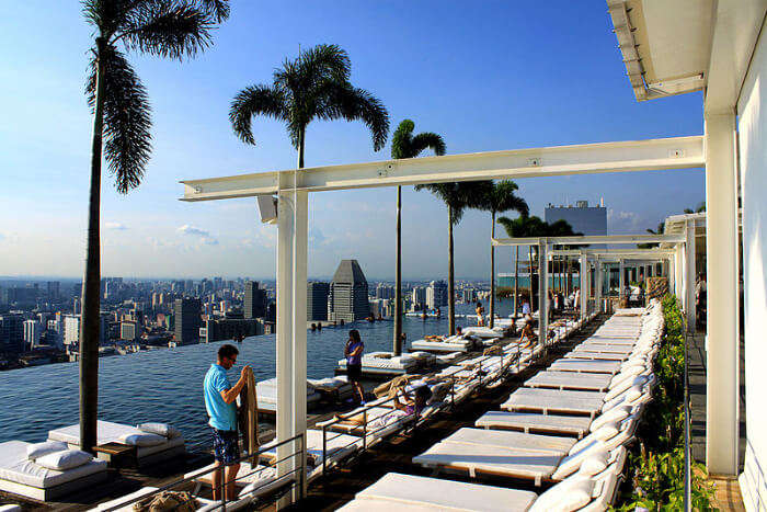 Party the night away at Marina Bay Sands Skypark