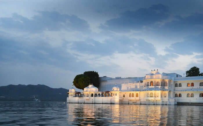 An evening in Udaipur