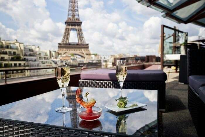 10 Luxurious Restaurants Near Eiffel Tower In Paris