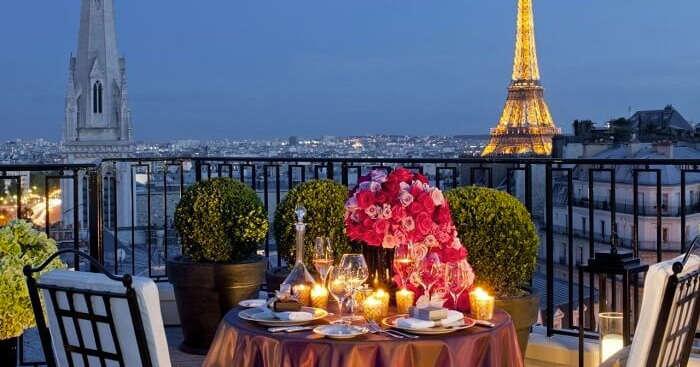 The 10 Most Romantic Restaurants In Paris You Should Visit In 2020