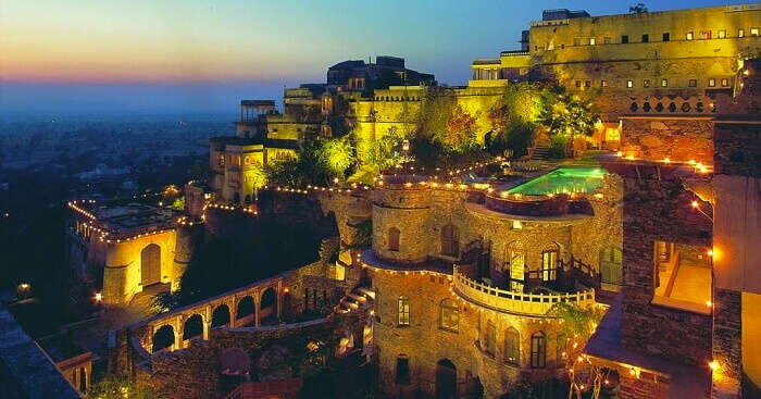 Neemrana Fort Palace Guide For All First Time Visitors In 2019!