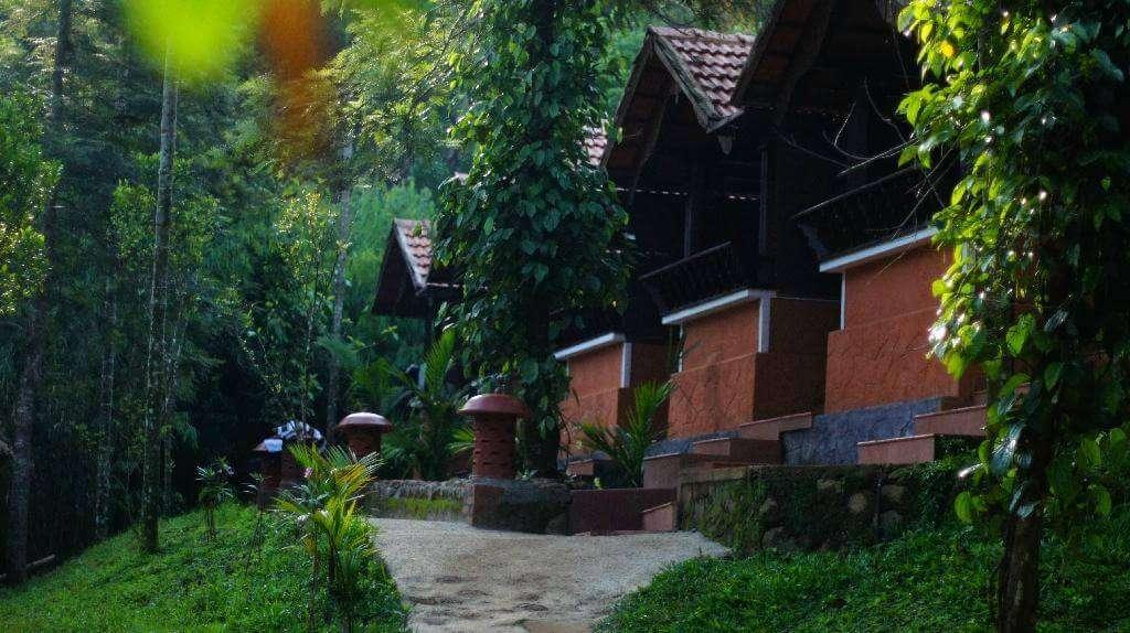 Honeymoon suites of Silent Creek in Wayanad