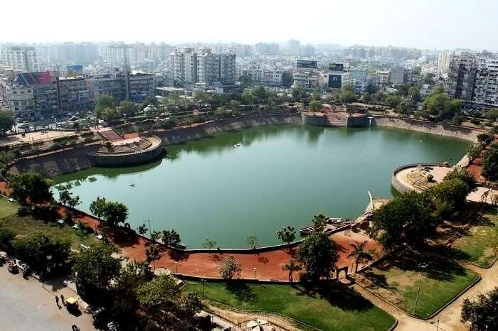 Vastrapur Lake, Ahmedabad