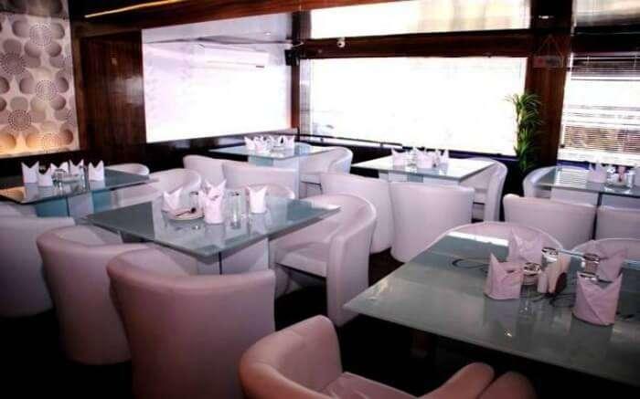 Black Magic Restaurant in Mcleodganj