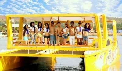 Bachelor Party In Goa