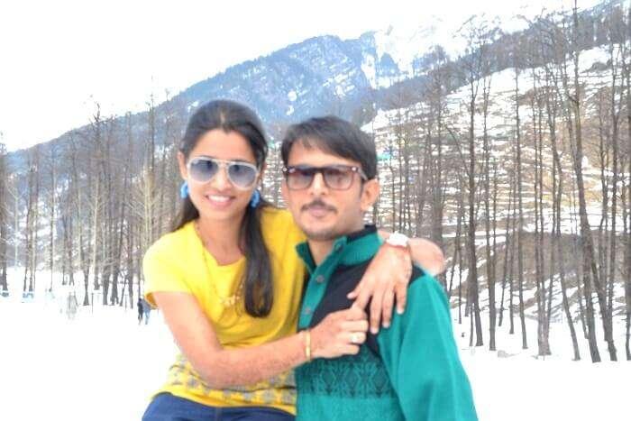 himachal romantic trip