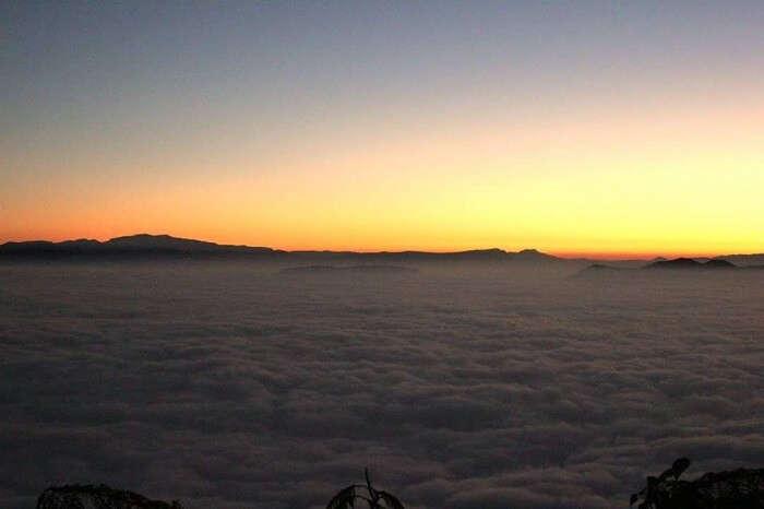 photo pf sunrise