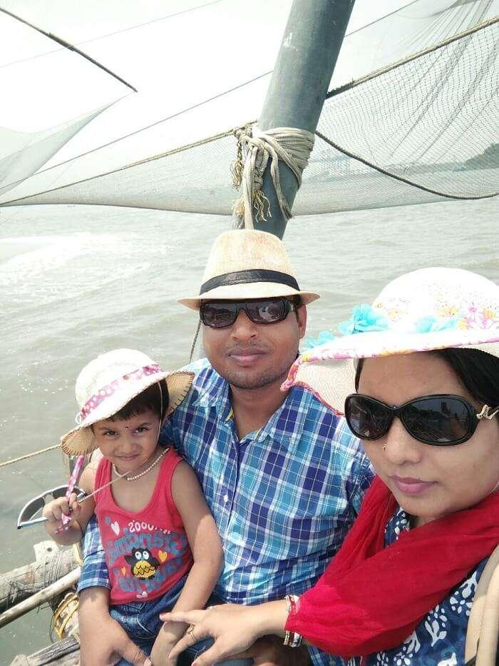 boating in periyar
