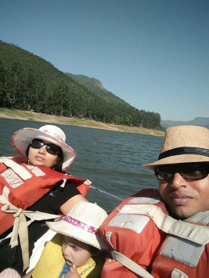 kerala backwaters ride