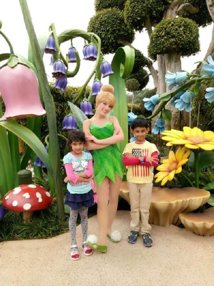 Disneyland trip Hong Kong