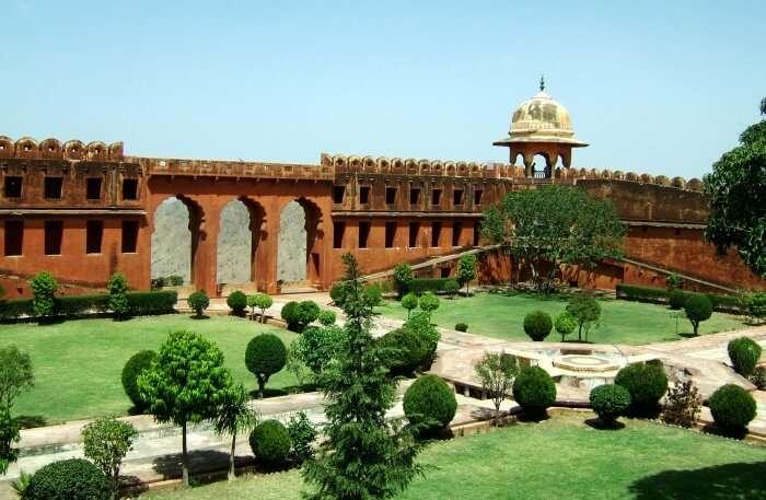 Jaigarh Fort View