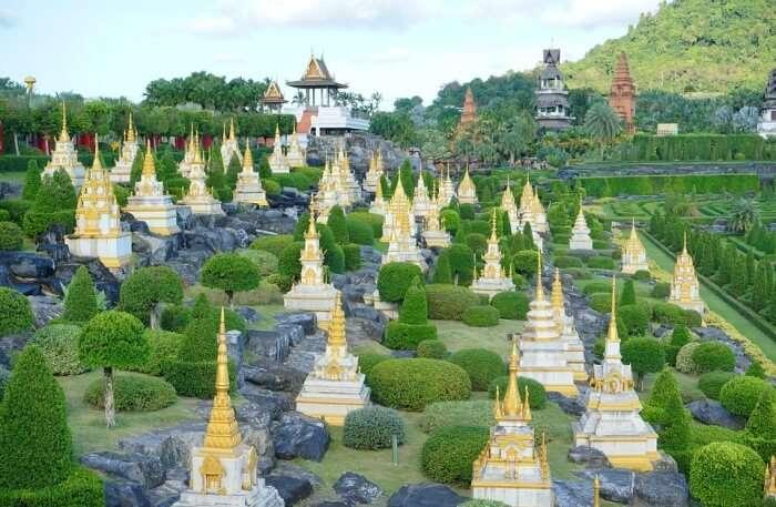 Pattaya Nong Nooch Tropical Garden
