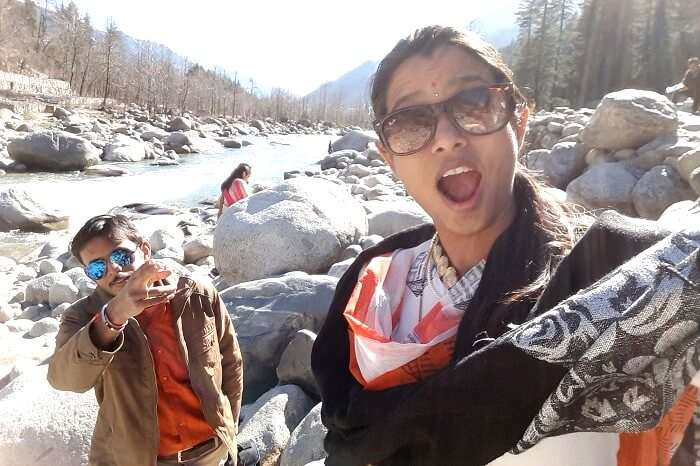 beas river - Day 2