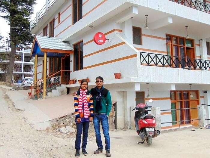 hotel ridge view manali - Day 4