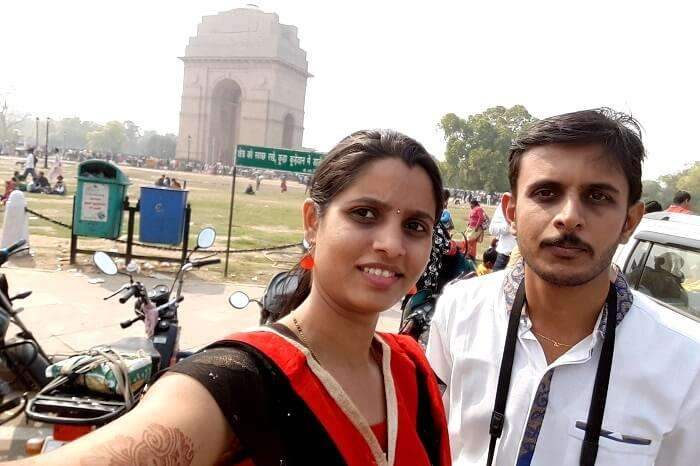 india gate Day 1