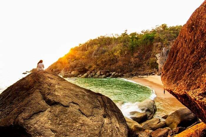 Here's Why You Shouldn't Miss Butterfly Beach In Goa In 2021