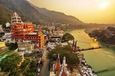 places near Rishikesh