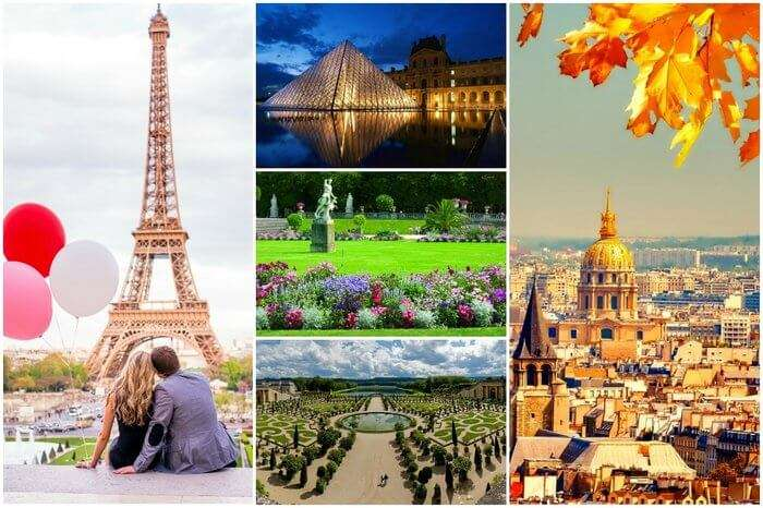 10 Romantic Places In Paris For Couples On A Honeymoon